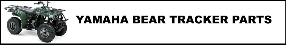 Discount Yamaha Bear tracker ATV  parts for sale