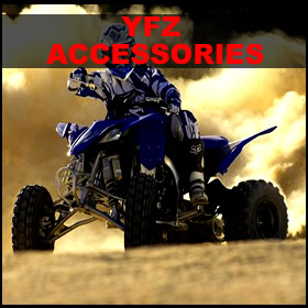Yamaha YFZ ATV Accessories for sale.