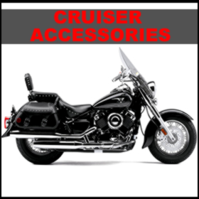 Yamaha V Star-Bolt-Stryker-Raider-V max-Accessories for sale.